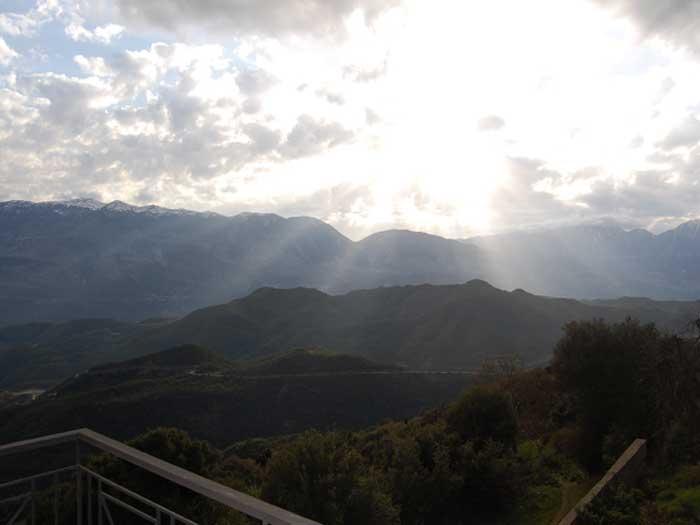 Θέα από μπαλκόνι 1