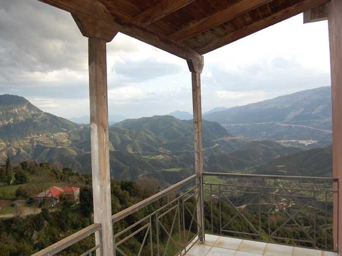 Θέα από μπαλκόνι 3