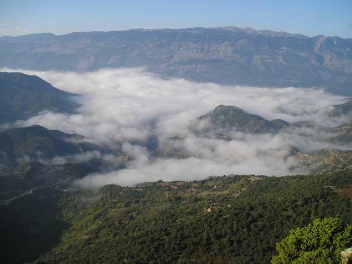 Θέα από Λάκκα τα' Αι Λιά