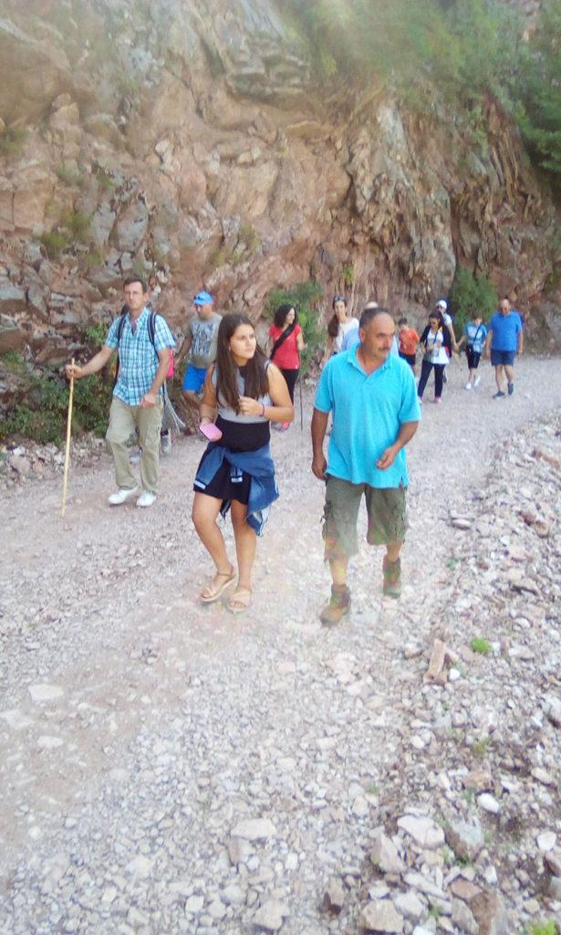 Προσκύνημα στην Ιερά Μονή Σπηλιάς