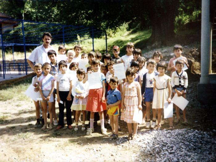 Δημοτικό σχολείο, 1986-1987