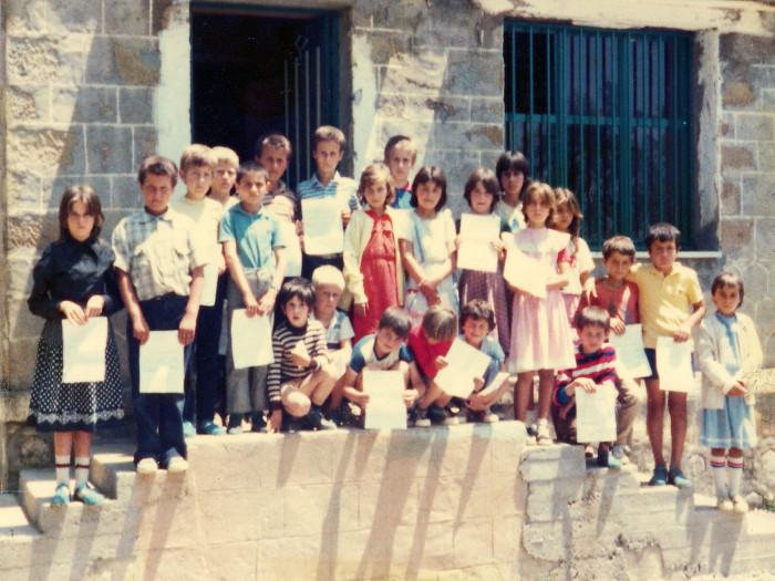 Δημοτικό σχολείο, 1987