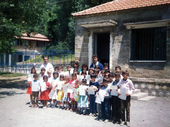 Δημοτικό σχολείο, 1988
