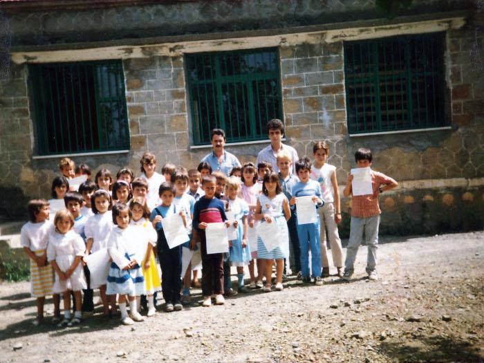 Δημοτικό σχολείο, 1989